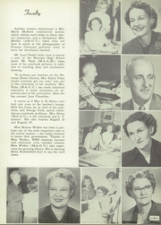 Page 13, 1953 Edition, Wewoka High School - Tiger Yearbook (Wewoka, OK) online yearbook collection