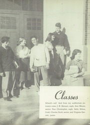 Page 15, 1953 Edition, Wewoka High School - Tiger Yearbook (Wewoka, OK) online yearbook collection