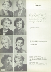 Page 16, 1953 Edition, Wewoka High School - Tiger Yearbook (Wewoka, OK) online yearbook collection