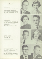 Page 17, 1953 Edition, Wewoka High School - Tiger Yearbook (Wewoka, OK) online yearbook collection