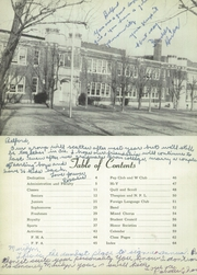 Page 6, 1953 Edition, Wewoka High School - Tiger Yearbook (Wewoka, OK) online yearbook collection