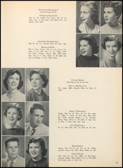Page 19, 1954 Edition, Wewoka High School - Tiger Yearbook (Wewoka, OK) online yearbook collection