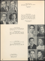 Page 20, 1954 Edition, Wewoka High School - Tiger Yearbook (Wewoka, OK) online yearbook collection