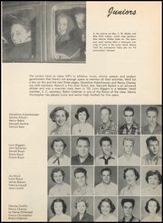 Page 23, 1954 Edition, Wewoka High School - Tiger Yearbook (Wewoka, OK) online yearbook collection