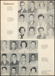 Page 28, 1954 Edition, Wewoka High School - Tiger Yearbook (Wewoka, OK) online yearbook collection