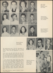 Page 31, 1954 Edition, Wewoka High School - Tiger Yearbook (Wewoka, OK) online yearbook collection