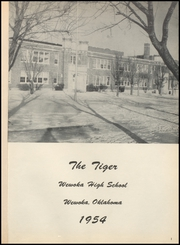 Page 5, 1954 Edition, Wewoka High School - Tiger Yearbook (Wewoka, OK) online yearbook collection