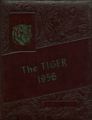 1956 Edition, Wewoka High School - Tiger Yearbook (Wewoka, OK)