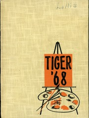 1968 Edition, Wewoka High School - Tiger Yearbook (Wewoka, OK)
