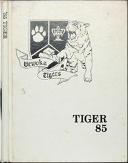 1985 Edition, Wewoka High School - Tiger Yearbook (Wewoka, OK)