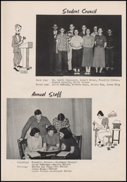Page 13, 1951 Edition, Billings High School - Bulldog Yearbook (Billings, OK) online yearbook collection