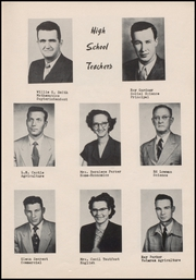Page 15, 1951 Edition, Billings High School - Bulldog Yearbook (Billings, OK) online yearbook collection