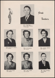 Page 17, 1951 Edition, Billings High School - Bulldog Yearbook (Billings, OK) online yearbook collection