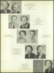 Page 16, 1953 Edition, Healdton High School - Bulldog Yearbook (Healdton, OK) online yearbook collection