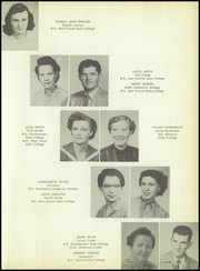 Page 17, 1953 Edition, Healdton High School - Bulldog Yearbook (Healdton, OK) online yearbook collection