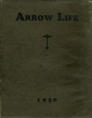 Page 1, 1930 Edition, Broken Arrow High School - Arrow Life Yearbook (Broken Arrow, OK) online yearbook collection