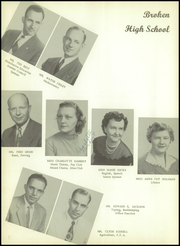 Page 10, 1956 Edition, Broken Arrow High School - Arrow Life Yearbook (Broken Arrow, OK) online yearbook collection