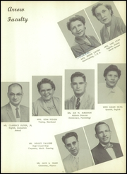 Page 11, 1956 Edition, Broken Arrow High School - Arrow Life Yearbook (Broken Arrow, OK) online yearbook collection