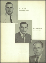 Page 12, 1956 Edition, Broken Arrow High School - Arrow Life Yearbook (Broken Arrow, OK) online yearbook collection