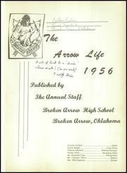Page 5, 1956 Edition, Broken Arrow High School - Arrow Life Yearbook (Broken Arrow, OK) online yearbook collection