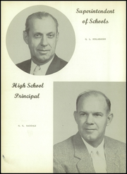 Page 8, 1956 Edition, Broken Arrow High School - Arrow Life Yearbook (Broken Arrow, OK) online yearbook collection