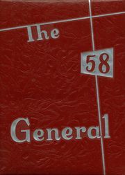 U S Grant High School - General Yearbook (Oklahoma City, OK) online yearbook collection, 1958 Edition, Page 1