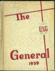 Page 1, 1959 Edition, U S Grant High School - General Yearbook (Oklahoma City, OK) online yearbook collection