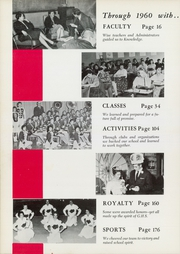 Page 8, 1960 Edition, U S Grant High School - General Yearbook (Oklahoma City, OK) online yearbook collection