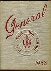 U S Grant High School - General Yearbook (Oklahoma City, OK) online yearbook collection, 1963 Edition, Page 1