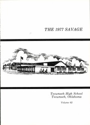 Page 5, 1977 Edition, Tecumseh High School - Savage Yearbook (Tecumseh, OK) online yearbook collection