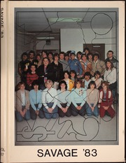 1983 Edition, Tecumseh High School - Savage Yearbook (Tecumseh, OK)