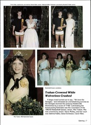 Page 11, 1983 Edition, Tecumseh High School - Savage Yearbook (Tecumseh, OK) online yearbook collection
