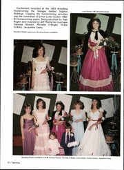 Page 14, 1983 Edition, Tecumseh High School - Savage Yearbook (Tecumseh, OK) online yearbook collection