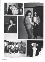Page 16, 1983 Edition, Tecumseh High School - Savage Yearbook (Tecumseh, OK) online yearbook collection