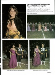 Page 7, 1983 Edition, Tecumseh High School - Savage Yearbook (Tecumseh, OK) online yearbook collection
