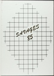 1985 Edition, Tecumseh High School - Savage Yearbook (Tecumseh, OK)