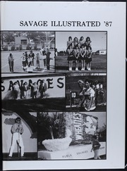 1987 Edition, Tecumseh High School - Savage Yearbook (Tecumseh, OK)