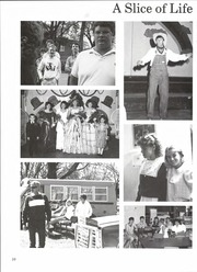 Page 14, 1987 Edition, Tecumseh High School - Savage Yearbook (Tecumseh, OK) online yearbook collection