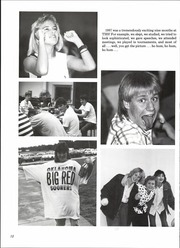 Page 16, 1987 Edition, Tecumseh High School - Savage Yearbook (Tecumseh, OK) online yearbook collection