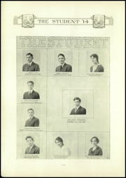 Page 10, 1914 Edition, Putnam City High School - Treasure Chest Yearbook (Oklahoma City, OK) online yearbook collection