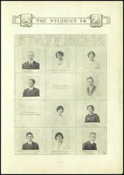 Page 11, 1914 Edition, Putnam City High School - Treasure Chest Yearbook (Oklahoma City, OK) online yearbook collection