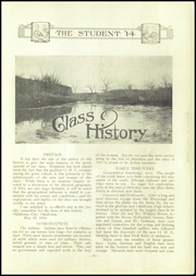Page 13, 1914 Edition, Putnam City High School - Treasure Chest Yearbook (Oklahoma City, OK) online yearbook collection