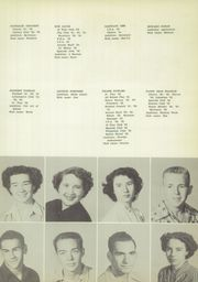 Page 15, 1953 Edition, Putnam City High School - Treasure Chest Yearbook (Oklahoma City, OK) online yearbook collection