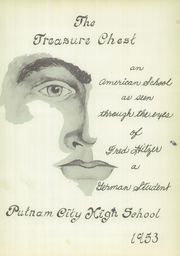 Page 5, 1953 Edition, Putnam City High School - Treasure Chest Yearbook (Oklahoma City, OK) online yearbook collection