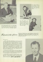 Page 9, 1953 Edition, Putnam City High School - Treasure Chest Yearbook (Oklahoma City, OK) online yearbook collection