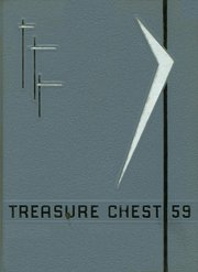 Page 1, 1959 Edition, Putnam City High School - Treasure Chest Yearbook (Oklahoma City, OK) online yearbook collection