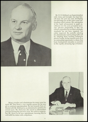 Page 12, 1960 Edition, Putnam City High School - Treasure Chest Yearbook (Oklahoma City, OK) online yearbook collection