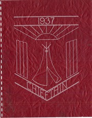 Page 1, 1937 Edition, Capitol Hill High School - Chieftain Yearbook (Oklahoma City, OK) online yearbook collection