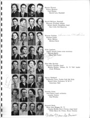 Page 16, 1937 Edition, Capitol Hill High School - Chieftain Yearbook (Oklahoma City, OK) online yearbook collection