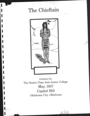 Page 2, 1937 Edition, Capitol Hill High School - Chieftain Yearbook (Oklahoma City, OK) online yearbook collection